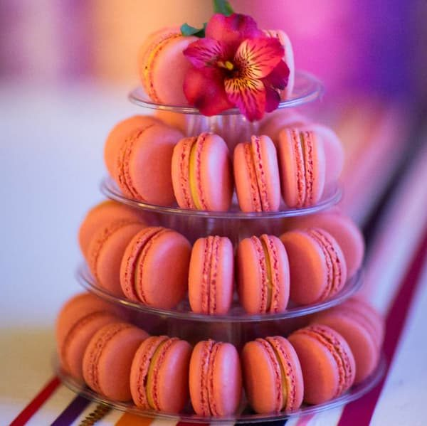 Macaron Tower Singapore Delivery 4-tier
