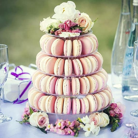 Macaron Tower Singapore Delivery 6-tier