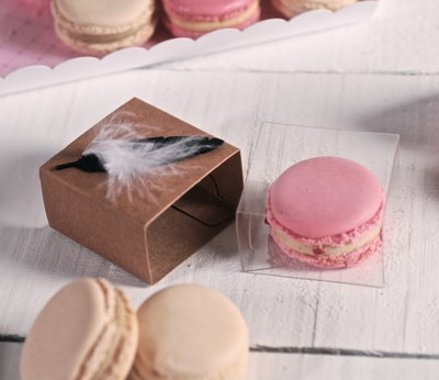 Door Gift Wedding Favour Halal Macarons Singapore Delivery