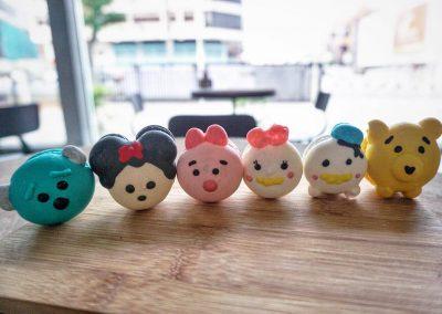 Tsum Tsum Macarons Singapore